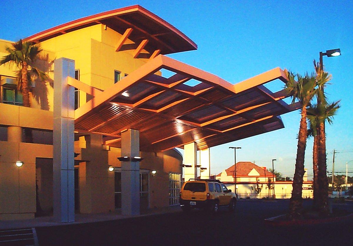 Desert Orthopaedic Center Kga Architecture